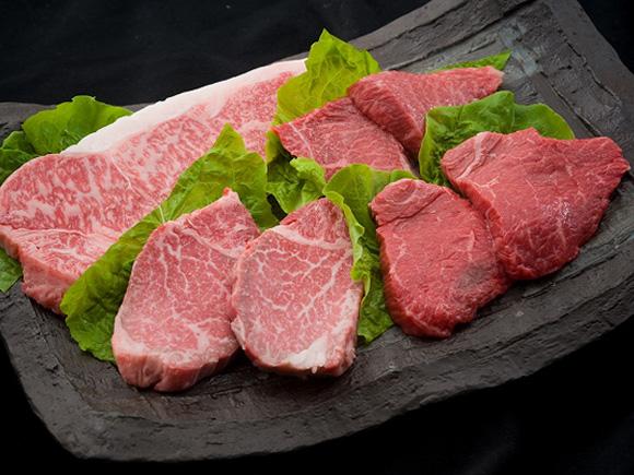 【05】希少部位豪華盛り 焼肉セット