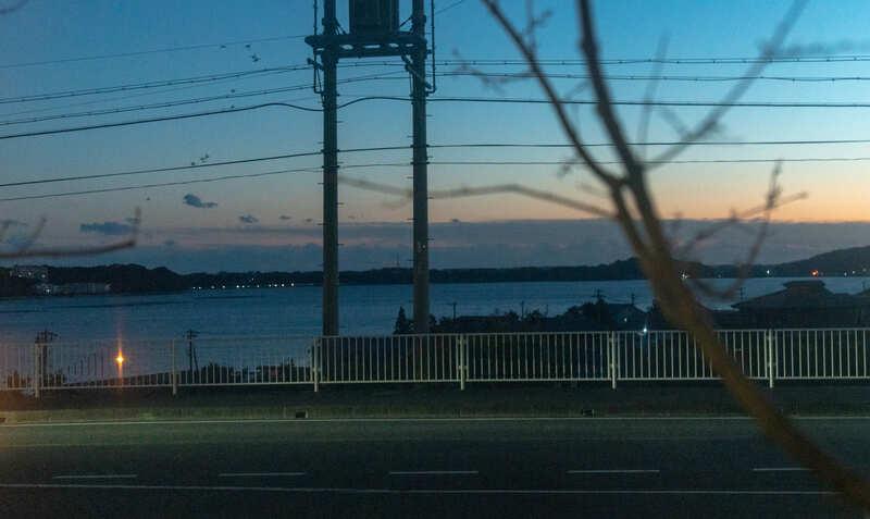 三ケ日の景色